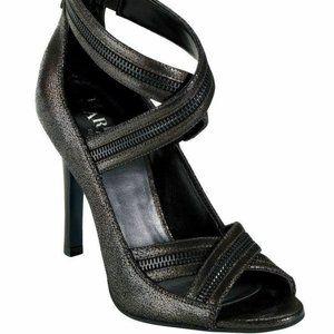 Cole Haan Shanley Back Zip Heel Shoes NEW IN BOX
